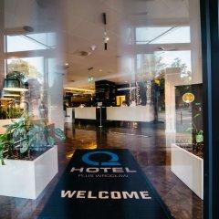 Отель Q Hotel Plus Wroclaw Польша, Вроцлав - 1 отзыв об отеле, цены и фото номеров - забронировать отель Q Hotel Plus Wroclaw онлайн интерьер отеля фото 2