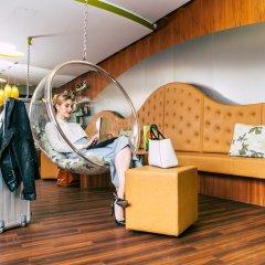 Отель Cocoon Германия, Мюнхен - отзывы, цены и фото номеров - забронировать отель Cocoon онлайн интерьер отеля фото 2