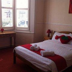 Отель Strawberry Fields Великобритания, Кемптаун - отзывы, цены и фото номеров - забронировать отель Strawberry Fields онлайн комната для гостей фото 2