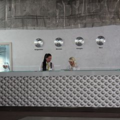 Гостиница Золотой Затон интерьер отеля фото 2