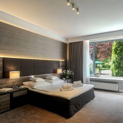 Отель Villa Eva Польша, Гданьск - отзывы, цены и фото номеров - забронировать отель Villa Eva онлайн комната для гостей фото 2