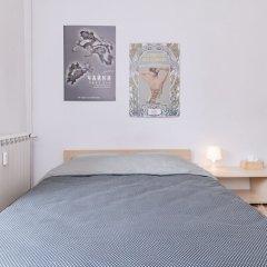 Отель FM Deluxe 1-BDR Apartment - Artist's Place Болгария, София - отзывы, цены и фото номеров - забронировать отель FM Deluxe 1-BDR Apartment - Artist's Place онлайн комната для гостей фото 4