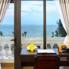 Отель Viet Long Hoi An Beach Hotel Вьетнам, Хойан - отзывы, цены и фото номеров - забронировать отель Viet Long Hoi An Beach Hotel онлайн комната для гостей фото 5