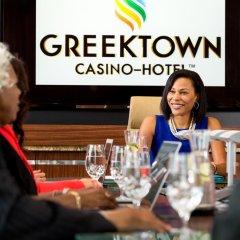 Greektown Casino Hotel питание фото 2