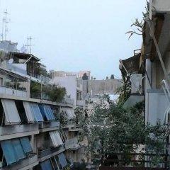 Апартаменты Neos Kosmos Acropolis view apartment балкон
