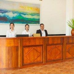 Отель Homestead Phu Quoc Resort интерьер отеля