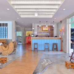 Отель Just Fine Krabi Таиланд, Краби - отзывы, цены и фото номеров - забронировать отель Just Fine Krabi онлайн гостиничный бар