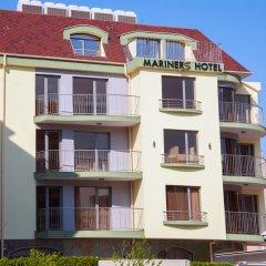 Отель Mariner's Hotel Болгария, Солнечный берег - отзывы, цены и фото номеров - забронировать отель Mariner's Hotel онлайн вид на фасад