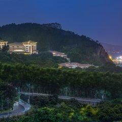 Отель Le Meridien Xiamen Китай, Сямынь - отзывы, цены и фото номеров - забронировать отель Le Meridien Xiamen онлайн приотельная территория