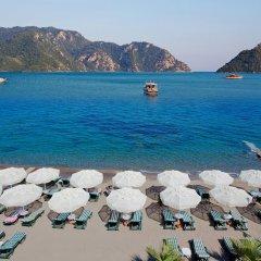 Orsmaris Boutique Hotel пляж фото 2