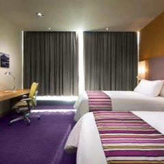 Отель Hilton Garden Inn Monterrey Airport комната для гостей
