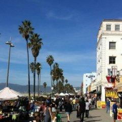 Отель Venice Beach Suites & Hotel США, Лос-Анджелес - отзывы, цены и фото номеров - забронировать отель Venice Beach Suites & Hotel онлайн