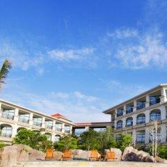 Отель Xiamen Jingmin North Bay Hotel Китай, Сямынь - отзывы, цены и фото номеров - забронировать отель Xiamen Jingmin North Bay Hotel онлайн пляж фото 2