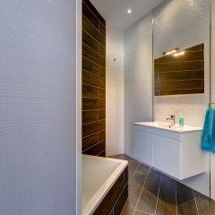 Отель Luxury 2 Bedroom Penthouse in St Julians Мальта, Сан Джулианс - отзывы, цены и фото номеров - забронировать отель Luxury 2 Bedroom Penthouse in St Julians онлайн ванная