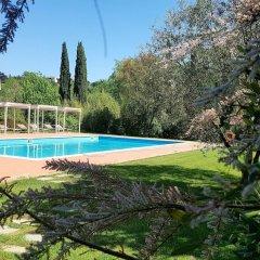 Отель Tenuta I Massini Италия, Эмполи - отзывы, цены и фото номеров - забронировать отель Tenuta I Massini онлайн бассейн фото 4