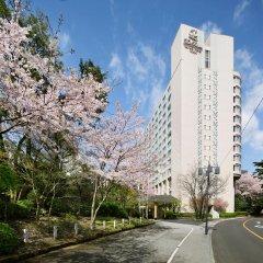 Отель Prince Sakura Tower Токио парковка