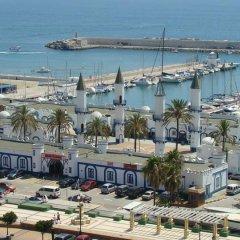 Отель Las Palmeras пляж