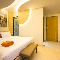 Отель P72 Hotel Таиланд, Паттайя - отзывы, цены и фото номеров - забронировать отель P72 Hotel онлайн комната для гостей фото 4