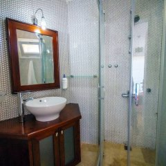 Villa Dermin Турция, Калкан - отзывы, цены и фото номеров - забронировать отель Villa Dermin онлайн ванная фото 2