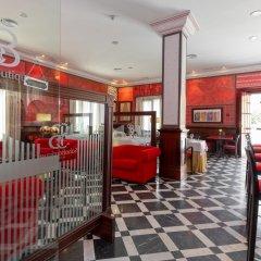 Отель Soho Boutique Jerez & Spa Испания, Херес-де-ла-Фронтера - отзывы, цены и фото номеров - забронировать отель Soho Boutique Jerez & Spa онлайн гостиничный бар