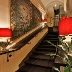 Отель Best Western Hotel Artdeco Италия, Рим - 2 отзыва об отеле, цены и фото номеров - забронировать отель Best Western Hotel Artdeco онлайн интерьер отеля