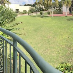 Garden Villa Hotel балкон