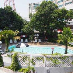 Отель RetrOasis Таиланд, Бангкок - отзывы, цены и фото номеров - забронировать отель RetrOasis онлайн бассейн