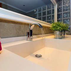 Отель Can Barbara ванная фото 2