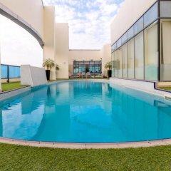 Отель First Central Hotel Suites ОАЭ, Дубай - 11 отзывов об отеле, цены и фото номеров - забронировать отель First Central Hotel Suites онлайн бассейн фото 2