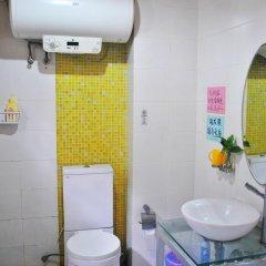 Chengdu ChinChin Hostel ванная