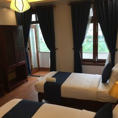Отель The Linh Homestay комната для гостей