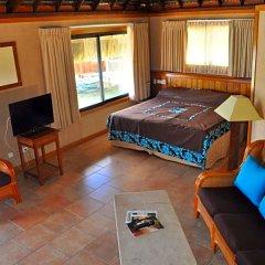 Отель Royal Huahine комната для гостей фото 5