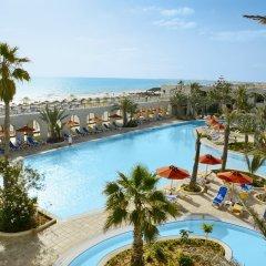 Отель Sentido Djerba Beach - Все включено Тунис, Мидун - 1 отзыв об отеле, цены и фото номеров - забронировать отель Sentido Djerba Beach - Все включено онлайн бассейн фото 3