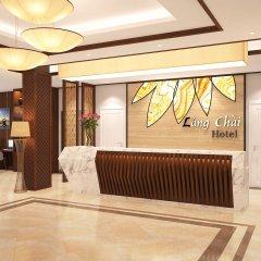 Lang Chai Ha Long Bay Hotel интерьер отеля фото 3