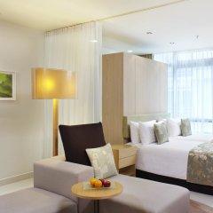 Отель PARKROYAL Serviced Suites Kuala Lumpur Малайзия, Куала-Лумпур - 1 отзыв об отеле, цены и фото номеров - забронировать отель PARKROYAL Serviced Suites Kuala Lumpur онлайн комната для гостей фото 4
