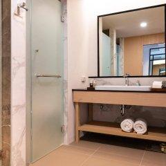 Отель Anana Ecological Resort Krabi Таиланд, Ао Нанг - отзывы, цены и фото номеров - забронировать отель Anana Ecological Resort Krabi онлайн ванная