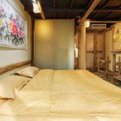 Linmusen Hostel (Chongqing Beibei Pedestrian Street Zhongxin) комната для гостей