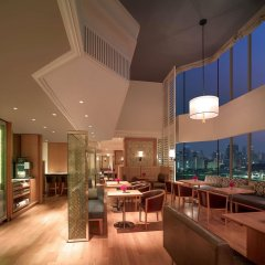 Отель Grand Hyatt Erawan Bangkok интерьер отеля
