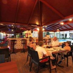 Club Amaris Apartment Турция, Мармарис - 1 отзыв об отеле, цены и фото номеров - забронировать отель Club Amaris Apartment онлайн гостиничный бар