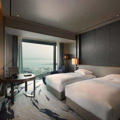 Отель Hilton Shenzhen Shekou Nanhai комната для гостей фото 3