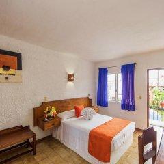 Отель Hacienda De Vallarta Las Glorias Пуэрто-Вальярта комната для гостей фото 3