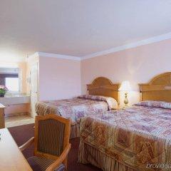 Отель Americas Best Value Inn-Milpitas/Silicon Valley комната для гостей фото 3