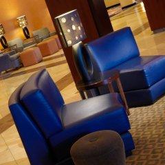 Отель Chicago Marriott Oak Brook фитнесс-зал