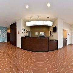 Отель Mainstay Suites Meridian сауна