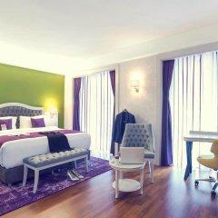 Отель Mercure Tbilisi Old Town Улучшенный номер с различными типами кроватей