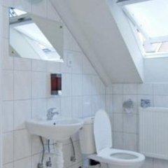 Hotel Monika Хеб ванная