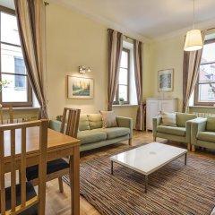Апартаменты P&O Podwale Apartments комната для гостей фото 3