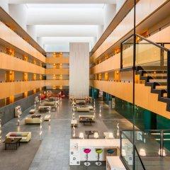 Отель TRYP Barcelona Aeropuerto Hotel Испания, Эль-Прат-де-Льобрегат - 7 отзывов об отеле, цены и фото номеров - забронировать отель TRYP Barcelona Aeropuerto Hotel онлайн фитнесс-зал фото 3
