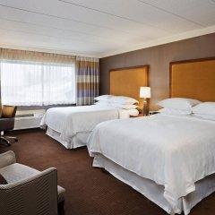 Отель Sheraton at the Falls США, Ниагара-Фолс - отзывы, цены и фото номеров - забронировать отель Sheraton at the Falls онлайн сейф в номере