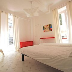 Nice Art Hotel - Hostel комната для гостей фото 2
